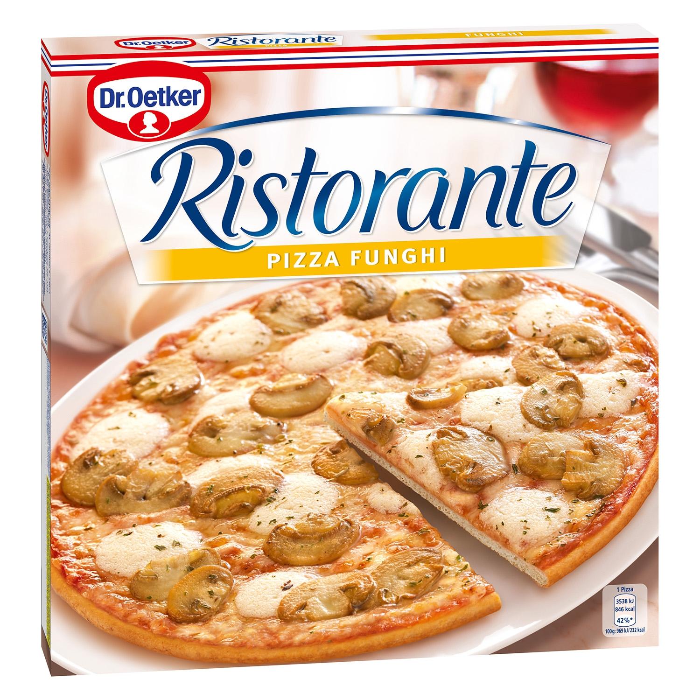 Pizza funghi Ristorante Dr. Oetker 365 g.