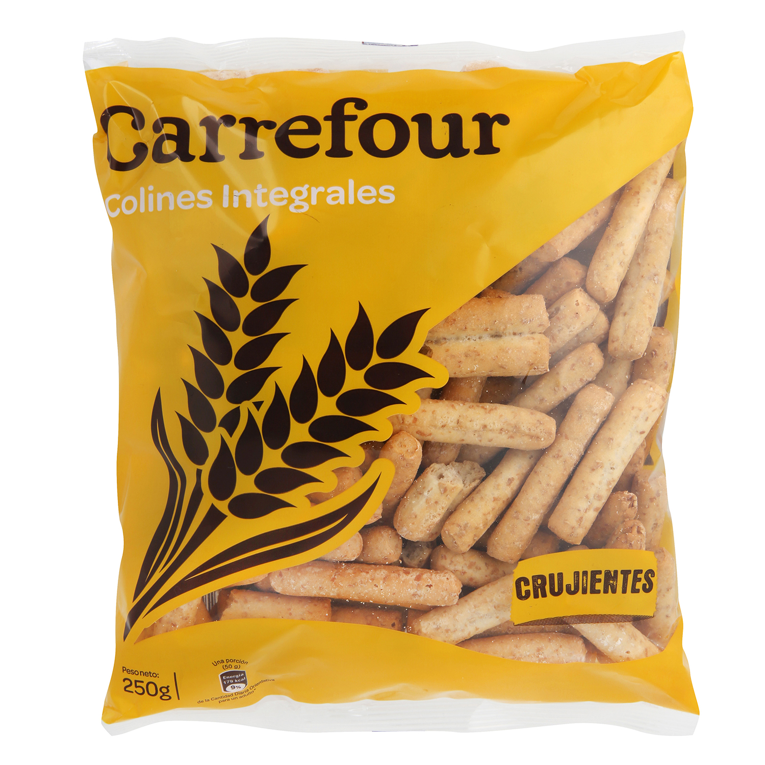 Colines integrales Carrefour 250 g.