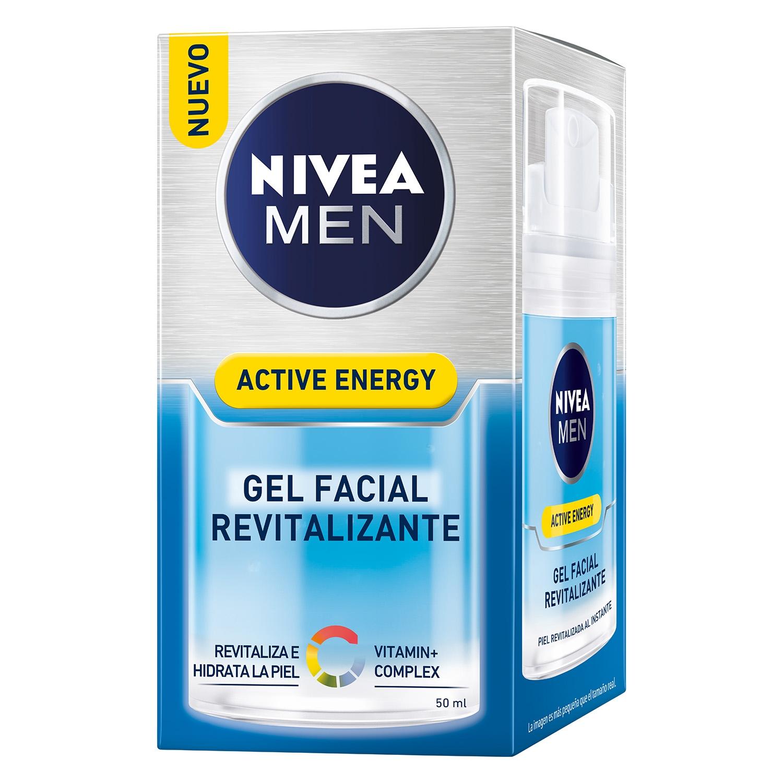 Active Energy Gel Facial Revitalizante
