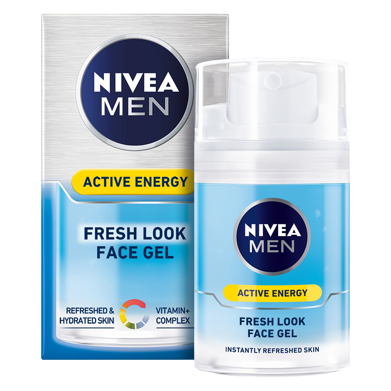 Active Energy Gel Facial Revitalizante - 2