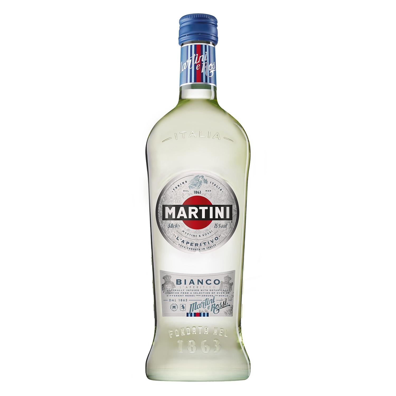 Vermut Martini blanco 50 cl.