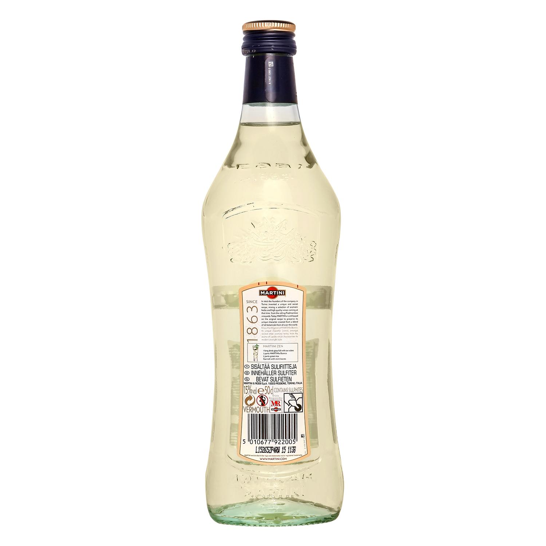 Vermut Martini blanco 50 cl. -