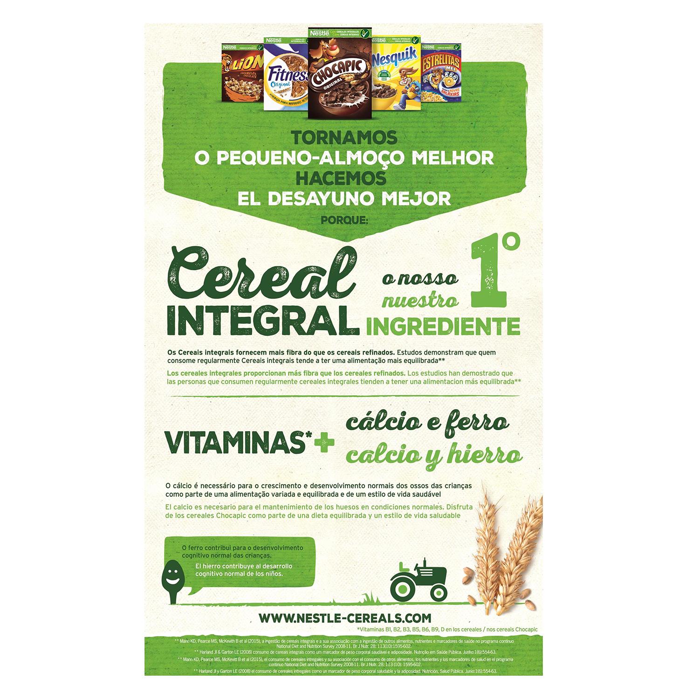 Cereales integrales Chocapic Nestlé 750 g. - 2