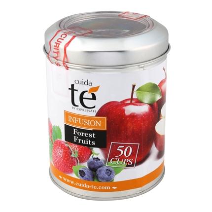 Infusión de frutas del bosque Cuida Té 100 g.