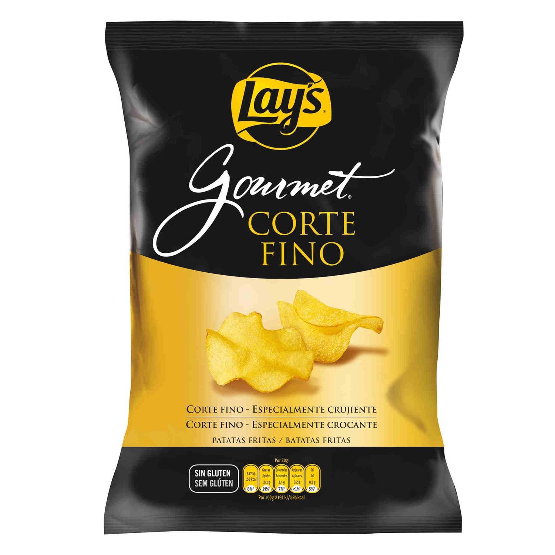 Patatas fritas gourmet finissimas