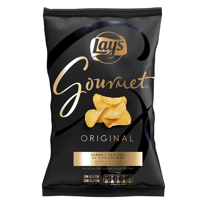Patatas fritas gourmet Lay's 45 g.