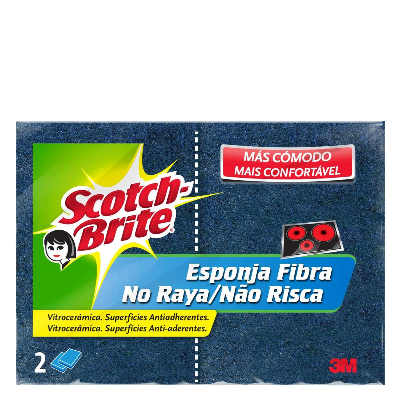 S/brite esponja no raya grande