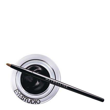 Gel eyeliner negro Maybelline 1 ud.