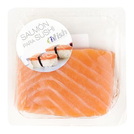 Salmón Sashimi Ahumados Gimar 140 g -
