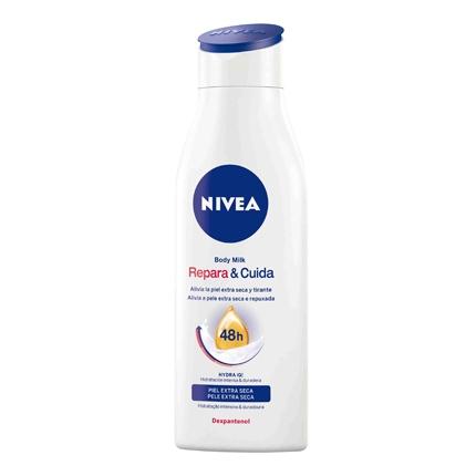 Locion corporal Repara & Cuida Nivea 400 ml.