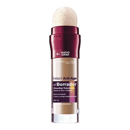Base de maquillaje antiedad el Borrador 045 Light Maybelline 1 ud.