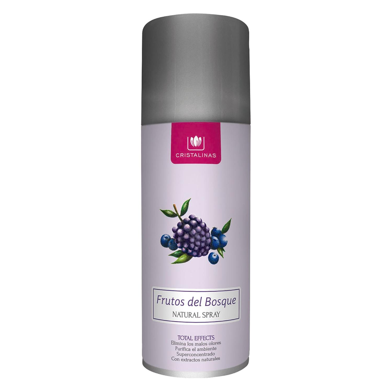 Ambientador aerosol frutas del bosque