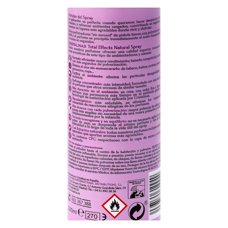 Ambientador aerosol frutas del bosque -