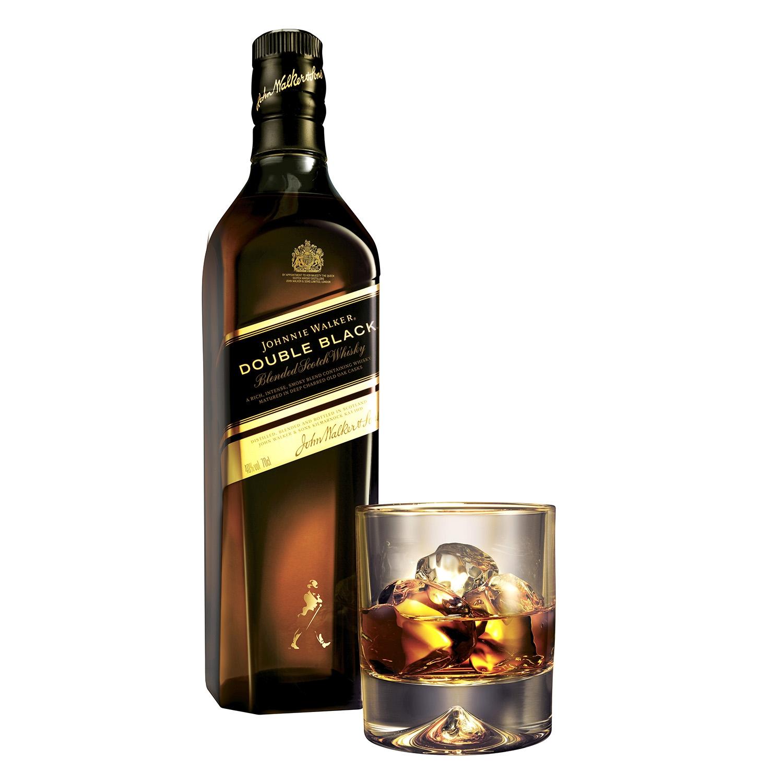 Whisky Johnnie Walker Double Black escocés 70 cl. - 2