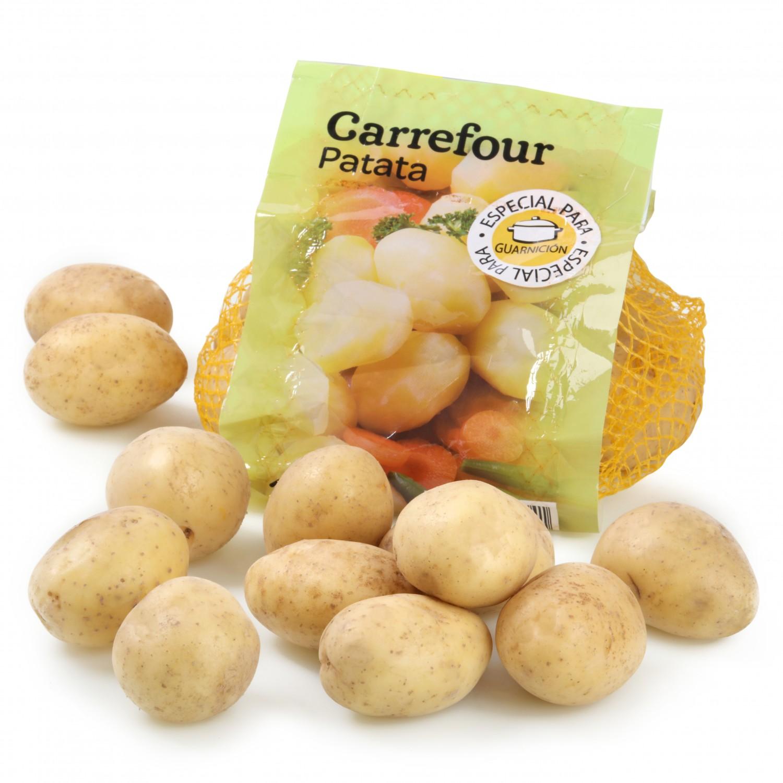 Patata guarnición Carrefour 1 Kg