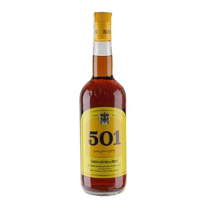 Brandy 501 1 l.