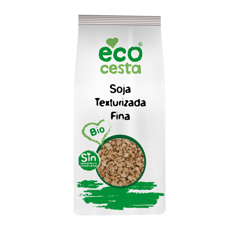 Soja texturizada fina ecológica Ecocesta 250 g.