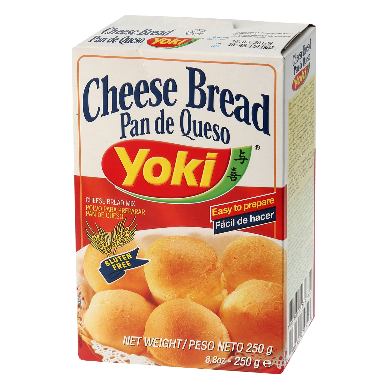 Polvo Yoki para pan de queso 250 g.