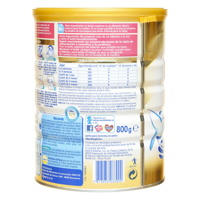 H.A. Expert 1 Leche para lactantes - 3