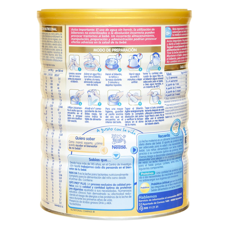 H.A. Expert 1 Leche para lactantes - 2