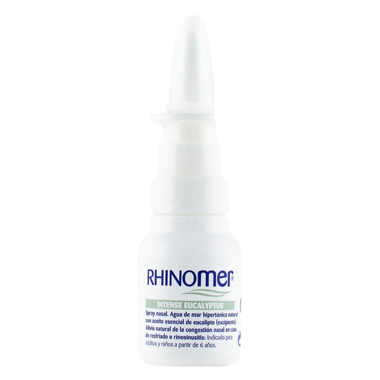 Spray nasal descongestionante intense eucaliptus -