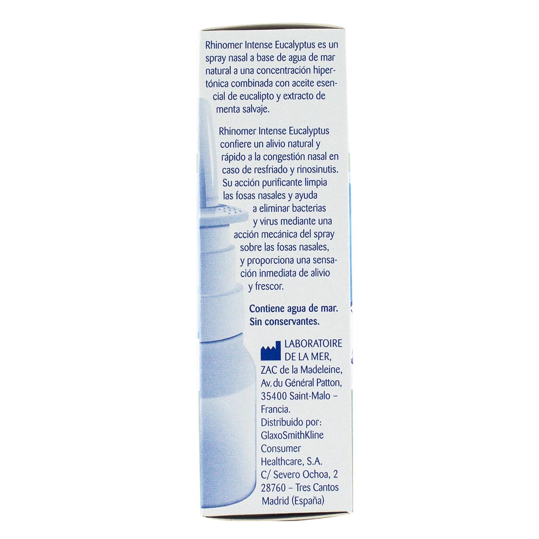 Spray nasal descongestionante intense eucaliptus - 3
