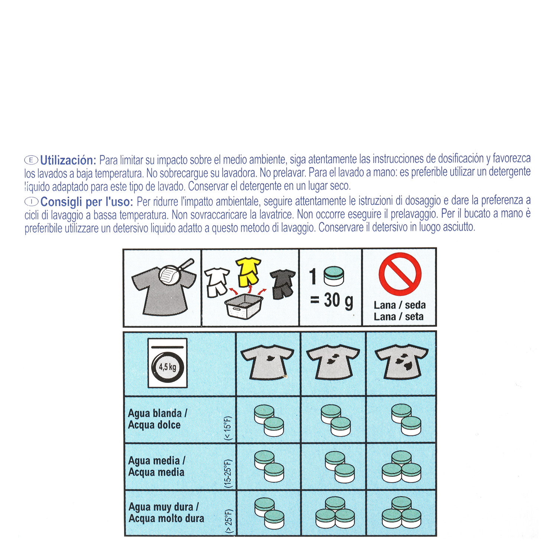 Detergente lavadora pastilla - 2