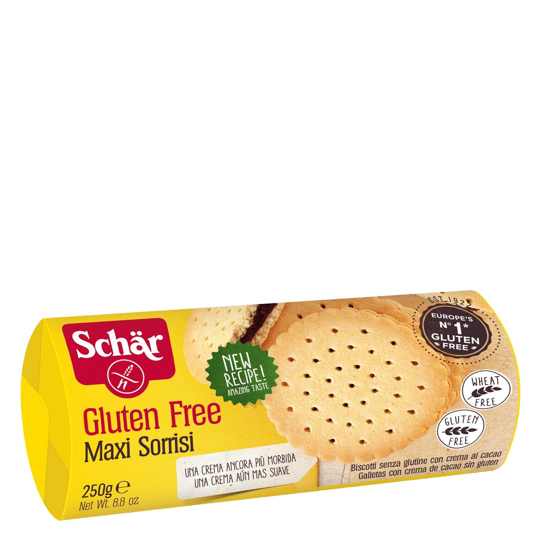 Galleta sorrisi - Sin Gluten