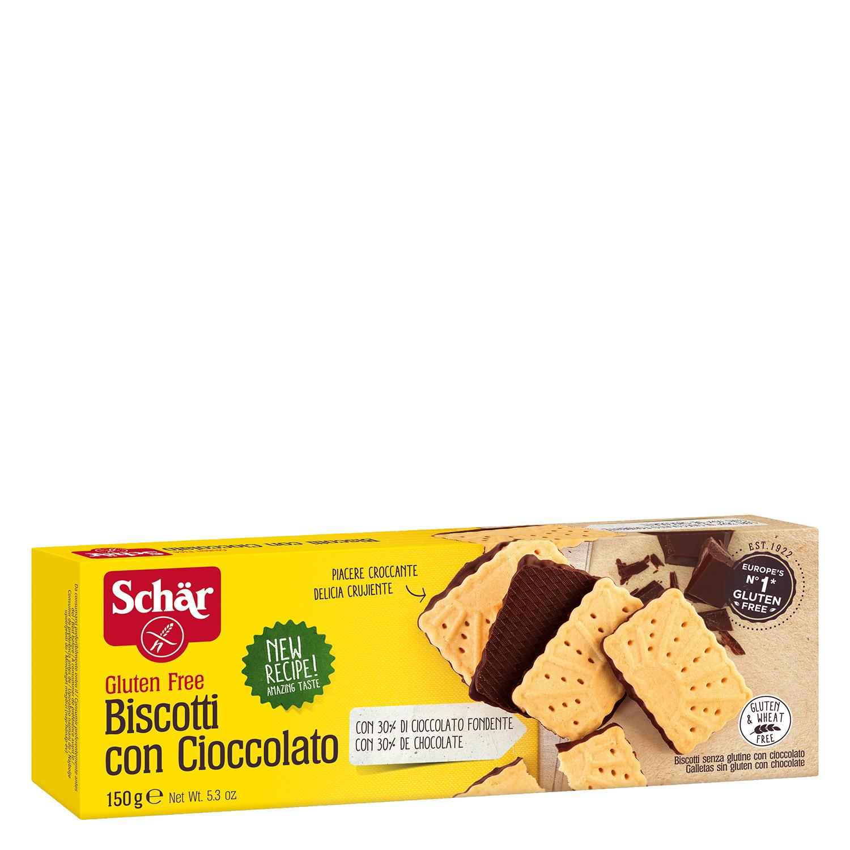 Galleta chocolate - Sin Gluten