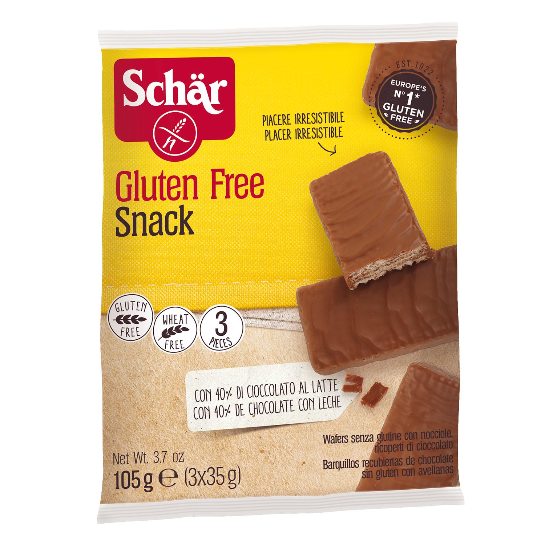 Barquillo chocolate - Sin Gluten