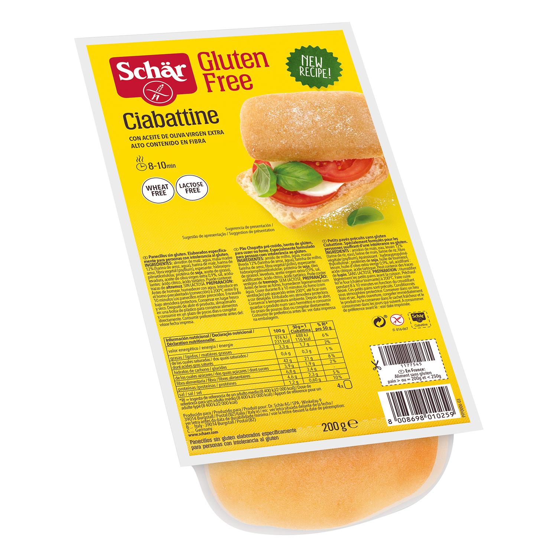 Pan chapata - Sin Gluten