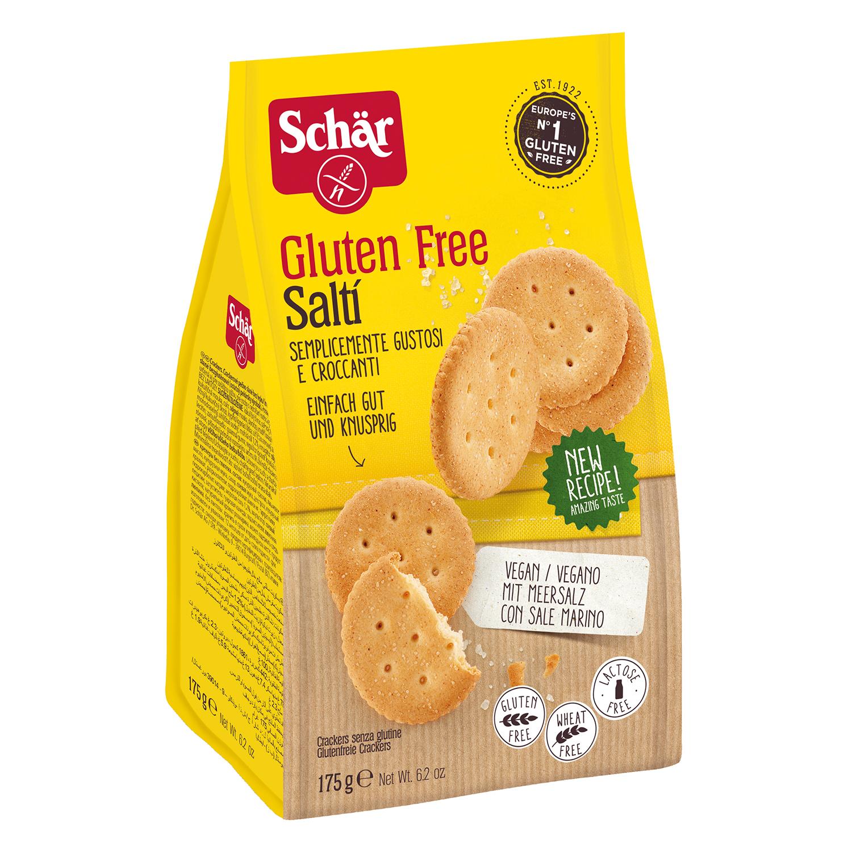 Cracker pequeños - Sin Gluten