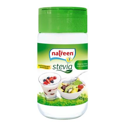 Edulcorante granulado Stevia
