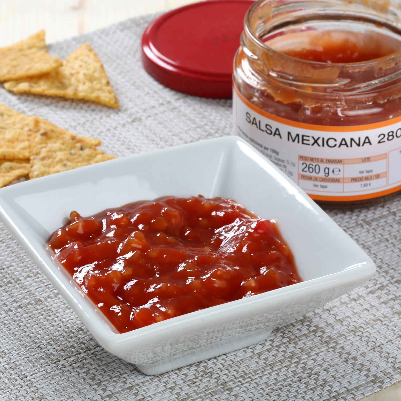 Salsa mexicana Mexifoods 280 g