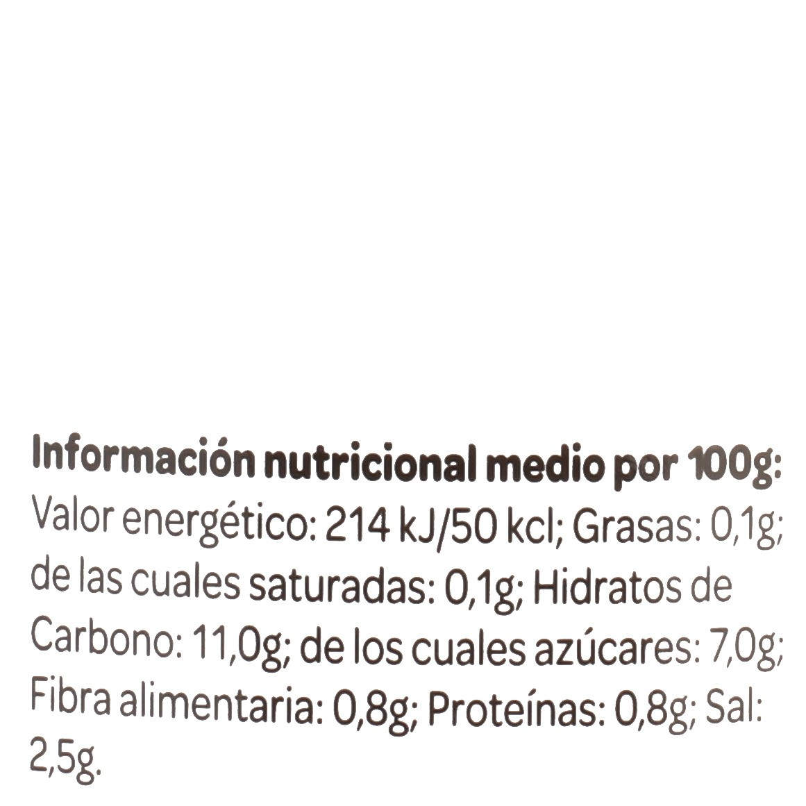 Salsa mexicana Mexifoods tarro 280 g - 4