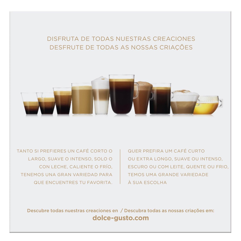Café espresso macchiato descafeinado en cápsulas - 2