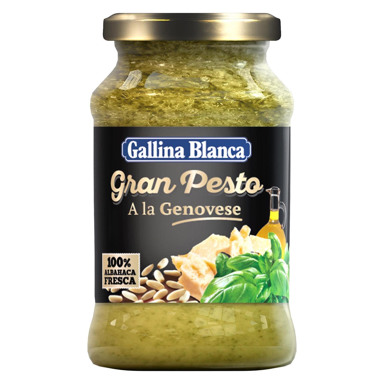Salsa Gran Pesto a la genovesa