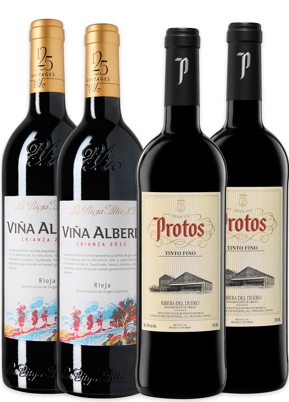 Viña Alberdi + Protos