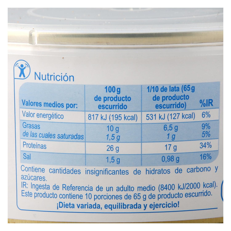 Atún en aceite de oliva lata - 2