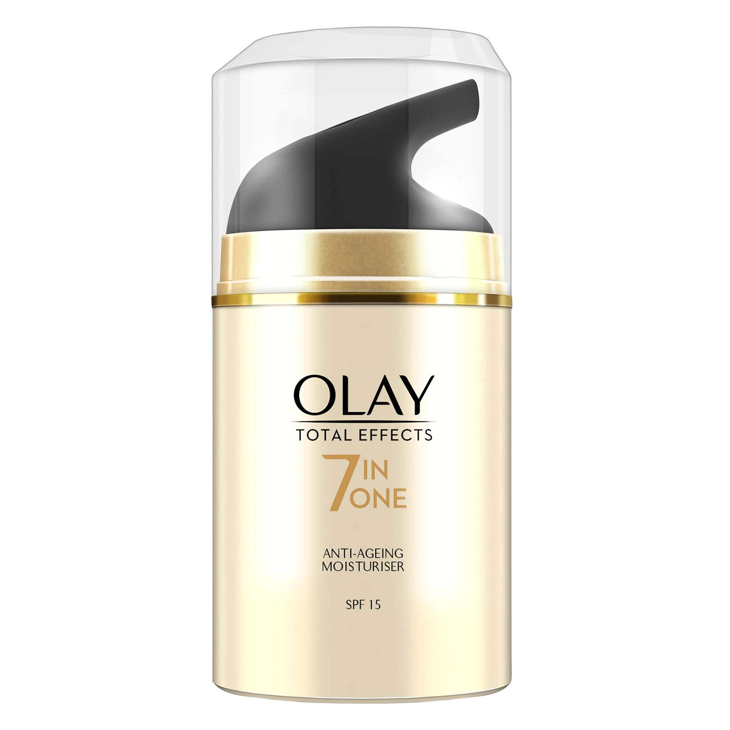 Total efect 7 in one Antiedad hidratante SPF15 Olay 50 ml. -