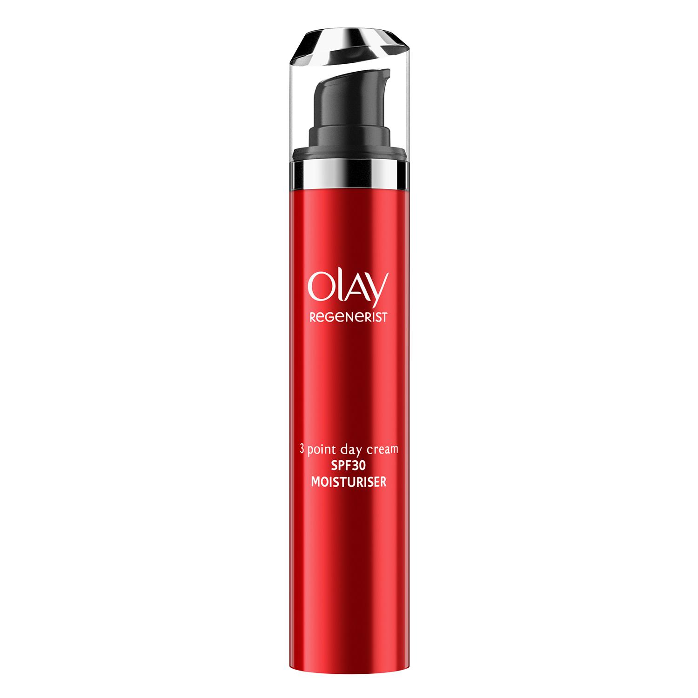 Crema intensiva de día anti-edad Regenerist SPF30 Olay 50 ml. -