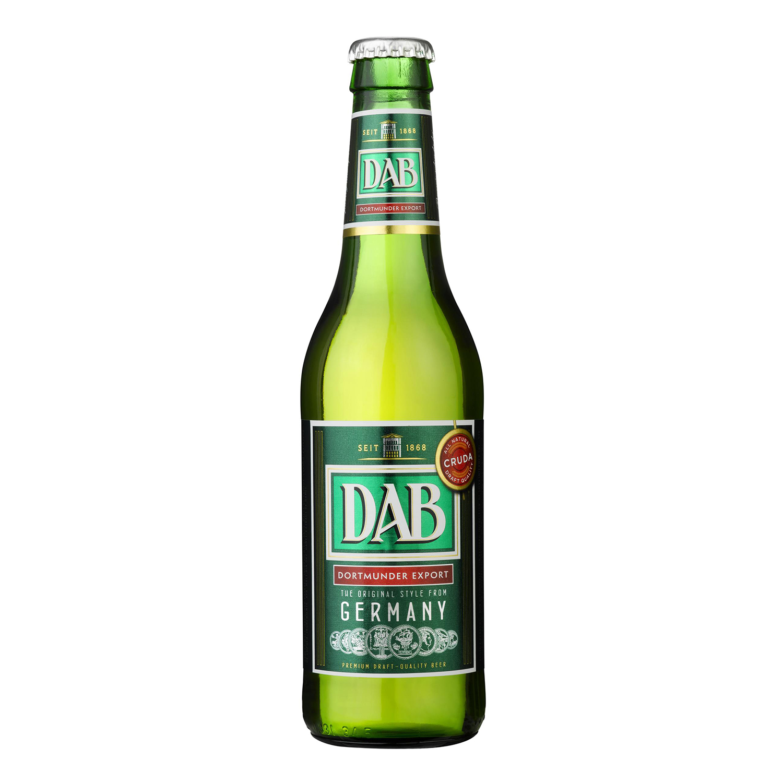 Cerveza DAB premium botella 33 cl.