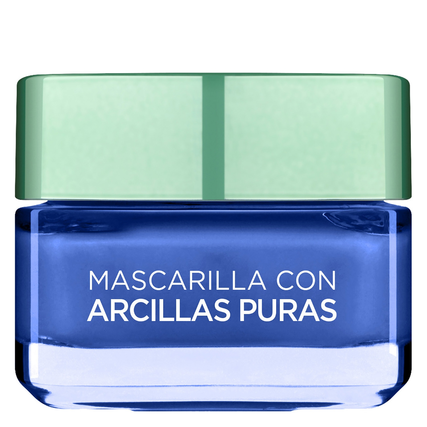 Mascarilla anti-imperfecciones Arcillas puras L'Oréal 50 ml. -