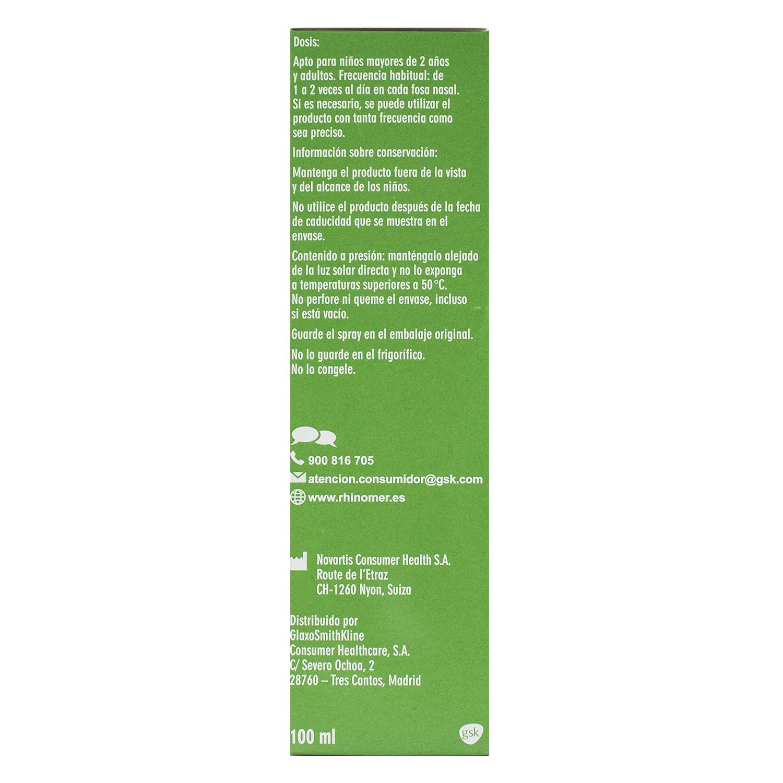 Cuidado de las fosas nasales Aloe vera - 2