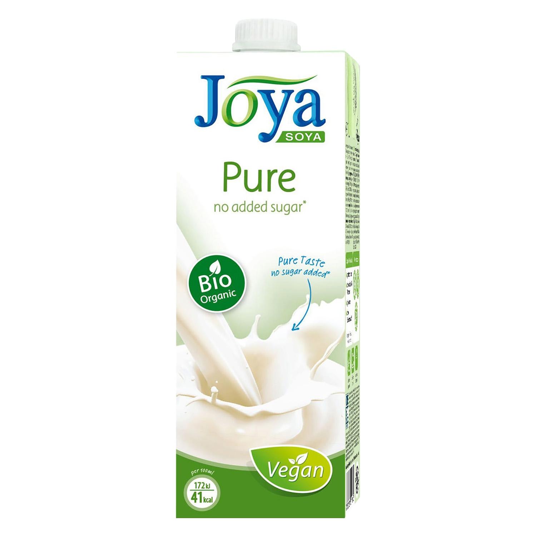 Bebida de soja ecológica Joya brik 1 l.