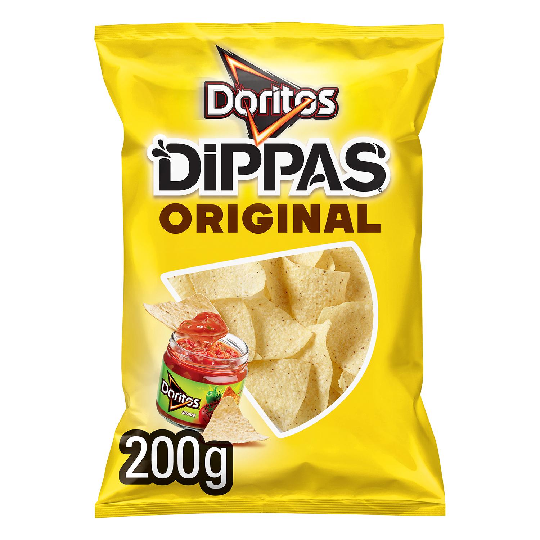 Nachos Doritos Dippas 200 g.