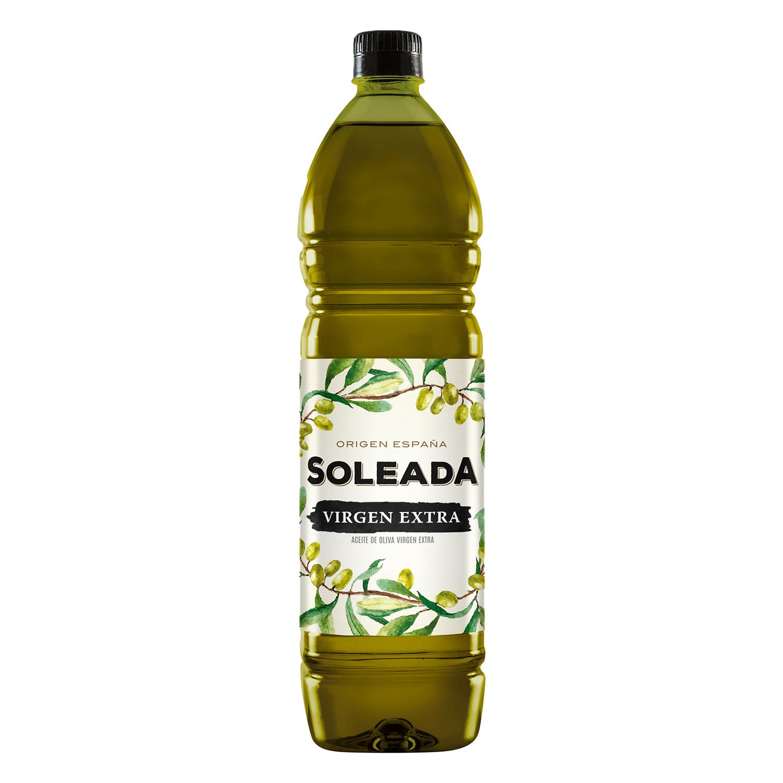 Aceite de oliva virgen extra Soleada 1 l.