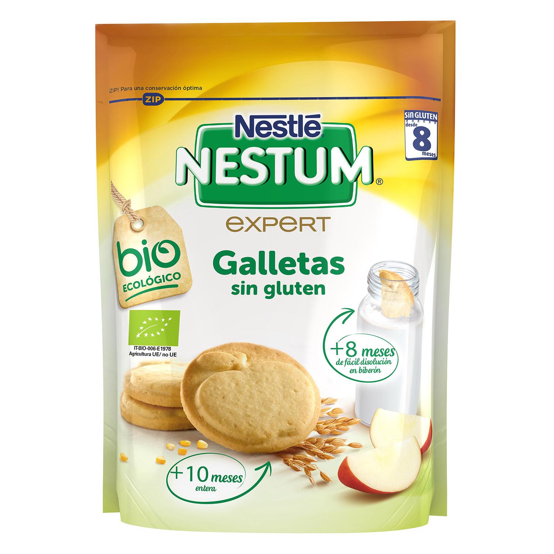 Galletitas ecológicas Nestlé Nestum sin gluten 150 g