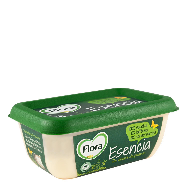 Margarina Flora sin aceite de palma 225 g.