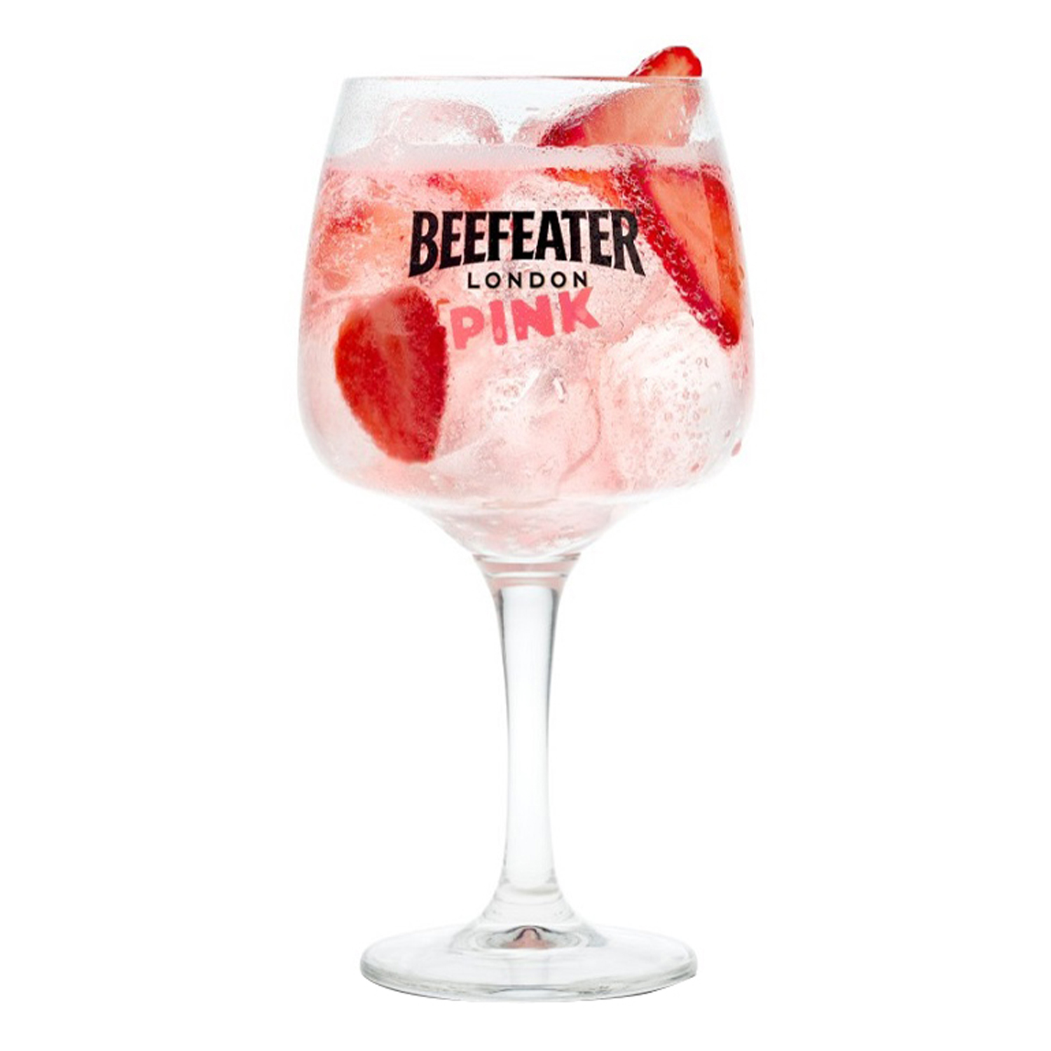 Ginebra Beefeater Pink premium strawberry 70 cl. -